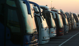 Chicago airport coach services
