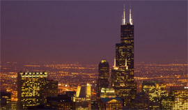 Chicago hotels & accommodations directory