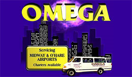Omega Shuttle Chicago